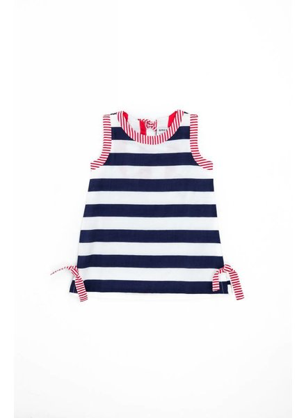 Gretchen Scott Simple Striped Dress