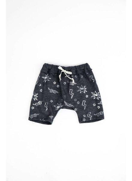 Oh Baby! Tie Top Pow Sweatpants