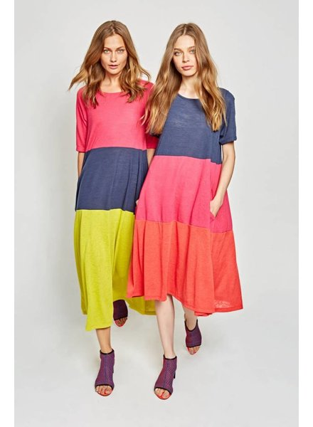 Alembika Colorful Maxi Dresses