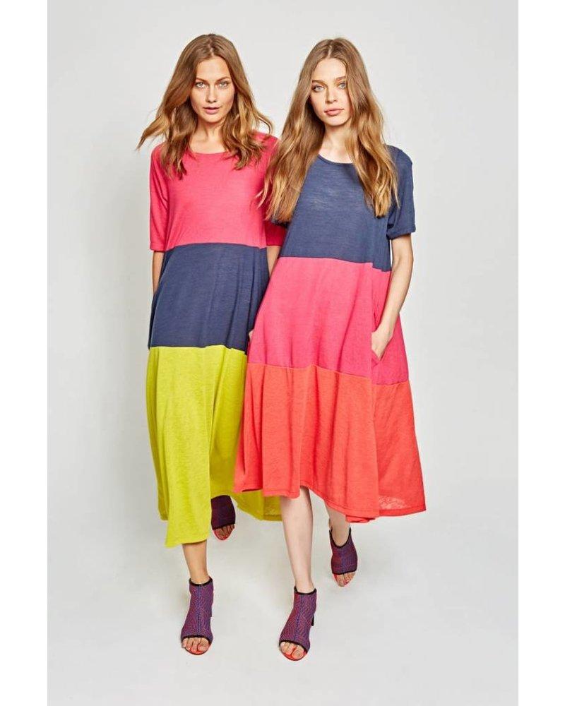 Alembika Colorful Maxi Dresses