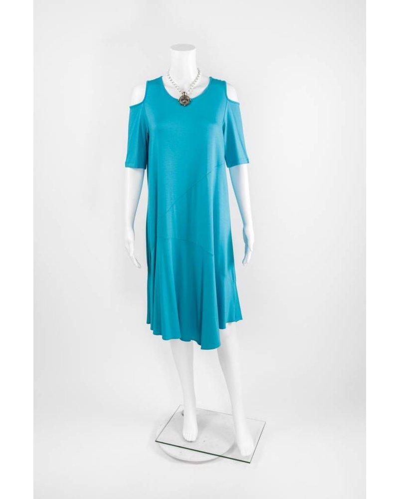Comfy USA Gigi Dress Miami & Topaz