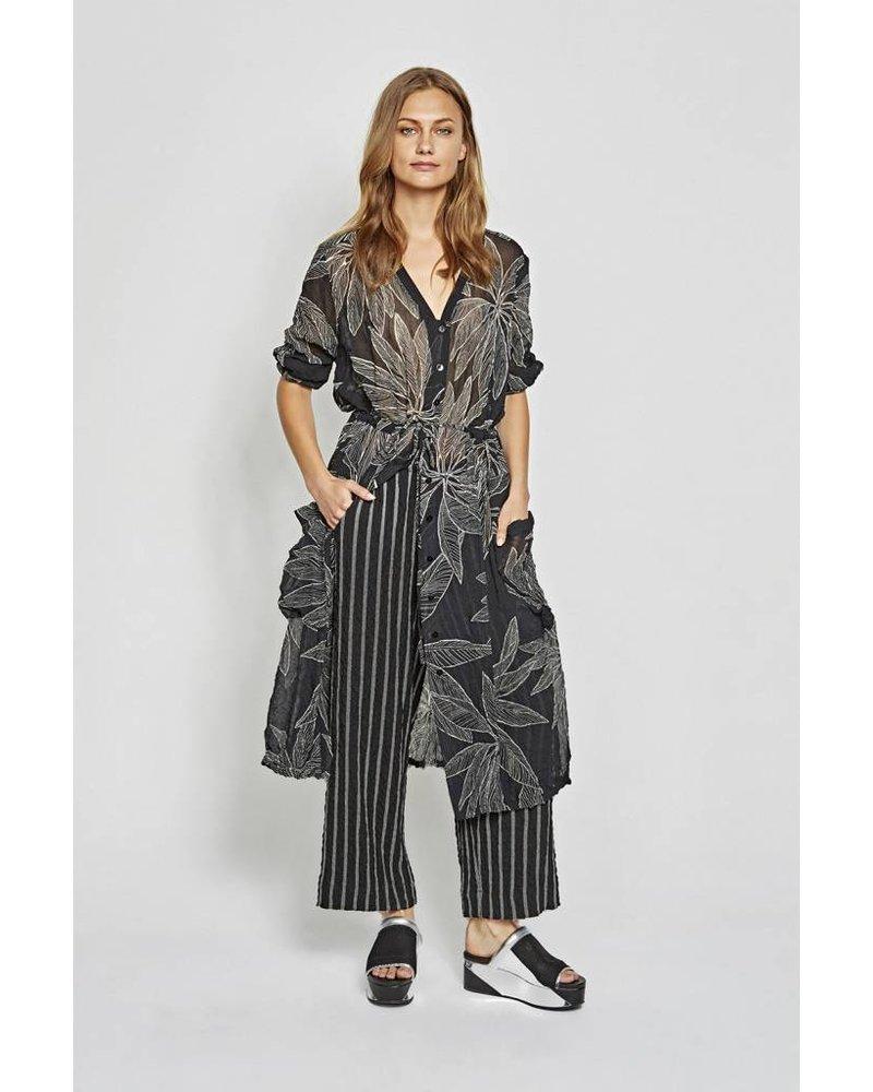 Alembika Long Sleeve Maxi Jacket