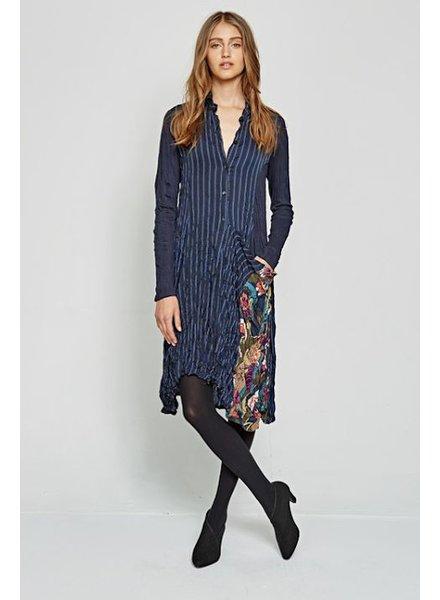 Alembika Pinstripe Dress