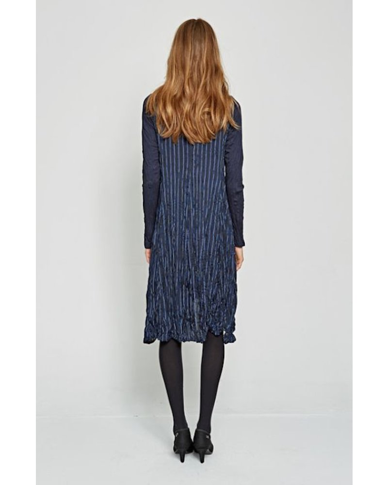Alembika Pinstripe Dress