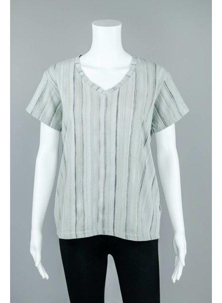 Prairie Cotton Short Sleeve Relaxed T-Shirt