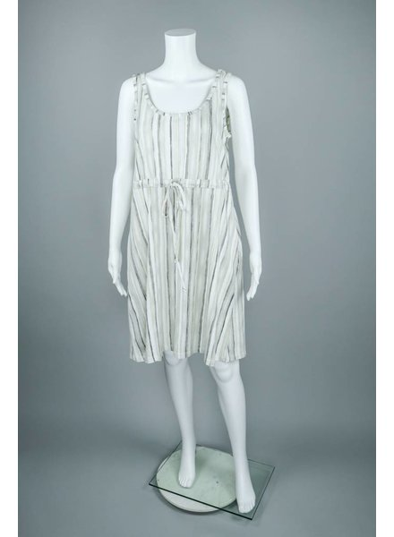 Prairie Cotton Empire Tie Dress