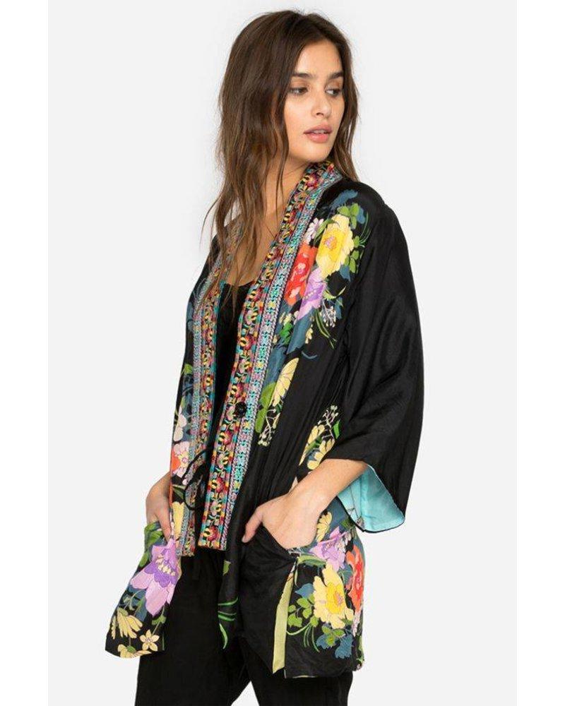 Fuska Embroidery Kimono