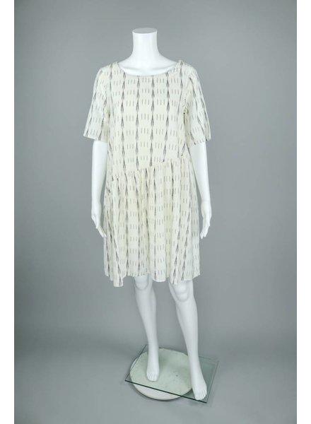 The O'Dells Round Neck Short Dress