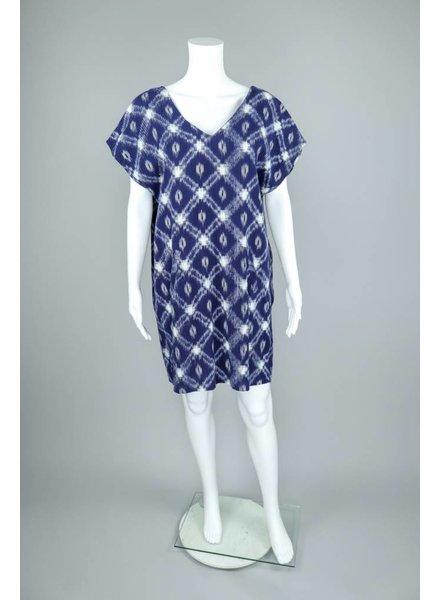 The O'Dells V Neck Short Dress
