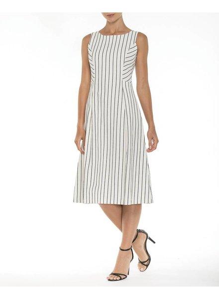 Alison Sheri Linen Dress