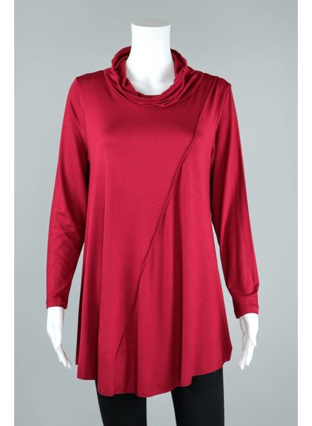 Comfy USA Robin Long Sleeve Tunic