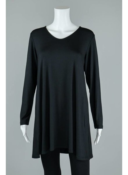 Comfy USA Gina Long Sleeve Tunic