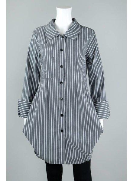 Comfy USA Molly Stripe Tokyo Shirt