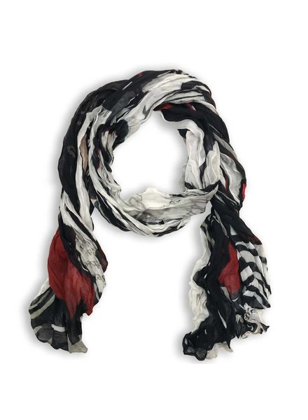"""Dolcezza """"Poeme Musical"""" by J.Mendrisse Scarf"""