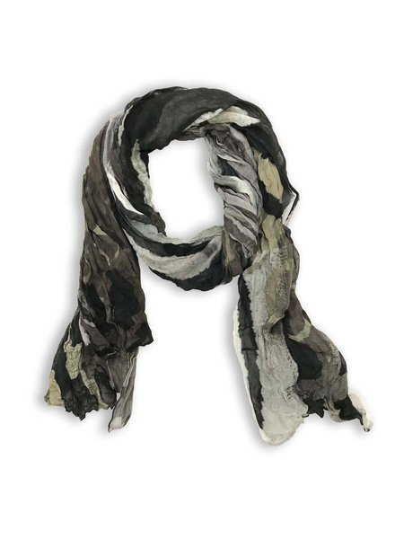 """Dolcezza """"Autumn Abstract"""" by L. Woods Scarf"""