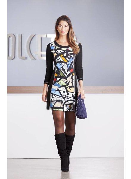 """Dolcezza """"Geometrie Variable"""" Short Dress"""