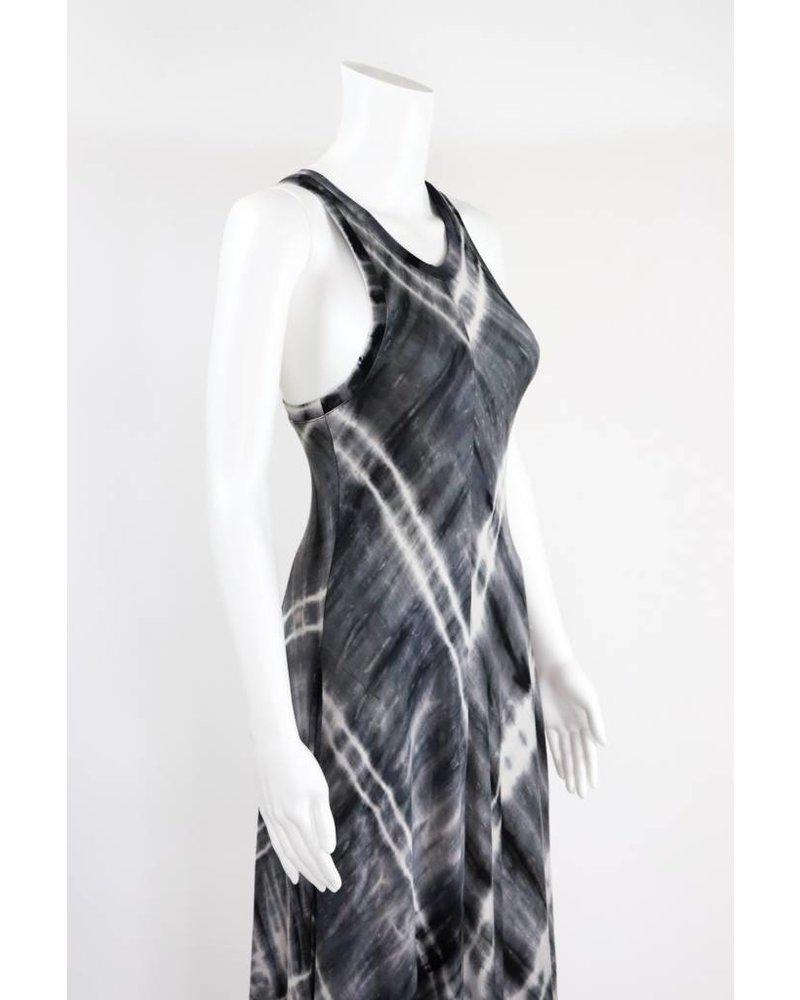 Alembika Tye Dye Maxi Dress