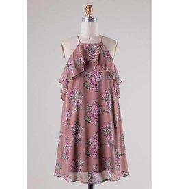 Frills & Floral Dress