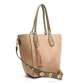 Girl On The Go 2 in 1 Handbag