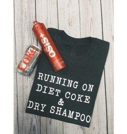 Diet Coke & Dry Shampoo