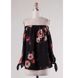 OTS Floral Top
