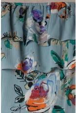 OTS Floral Romper