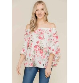 OTS Bell Sleeve Top