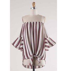 OTS Striped top