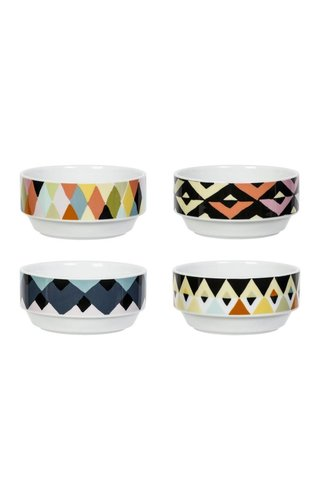 Viva - Set of 4 11.5CM Serving Dishes