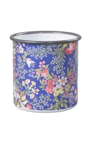 Small Enamel Pot
