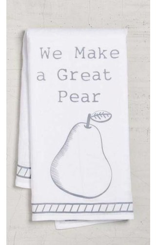Great Pear Dishtowel