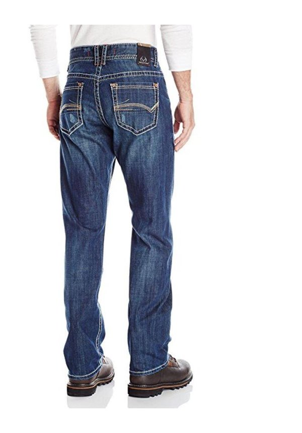 Men's Denim Straight Leg