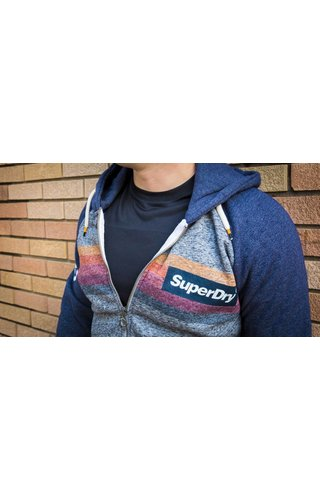 Super 77 ZipHood