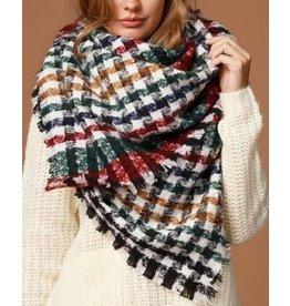 Urbanista Blanket Scarf-Multiple Colors