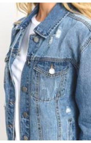 Blue Jean Baby Jacket