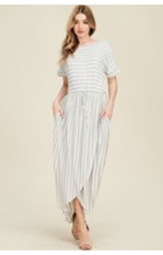 All Set T-Shirt Maxi