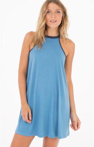 The Mei High Neck Dress