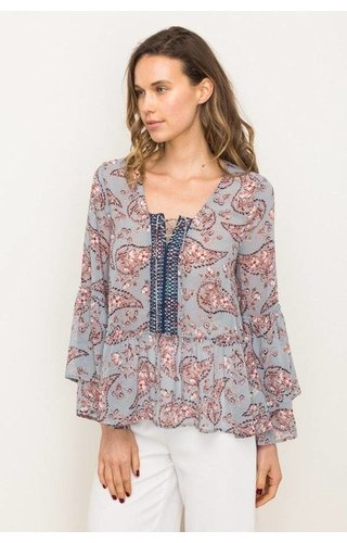 Paisley Perfect Blouse