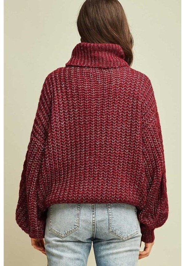 Chunky Cable Knit Sweater Camp David Store