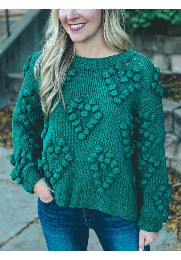 Full Hearts Sweater