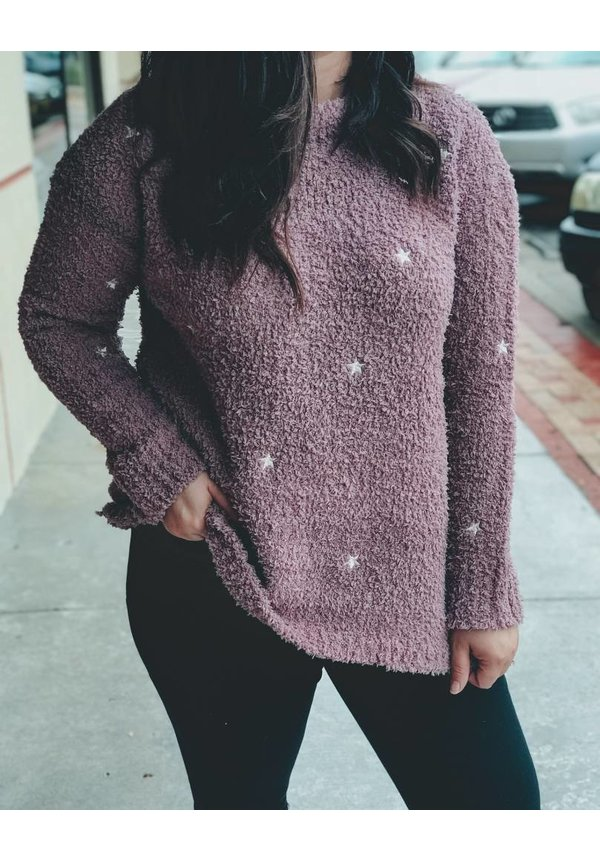 Star of the Show Pullover