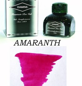 DIAMINE DIAMINE BOTTLED INK 80ML AMARANTH