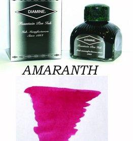DIAMINE DIAMINE STANDARD BOTTLED INK 80 ML - AMARANTH