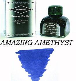 DIAMINE DIAMINE AMAZING AMETHYST - 80ML BOTTLED INK