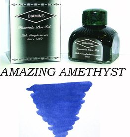 DIAMINE DIAMINE BOTTLED INK 80ML AMAZING AMETHYST