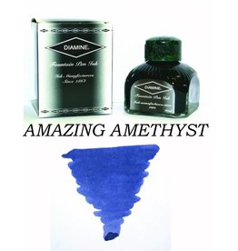 DIAMINE DIAMINE AMAZING AMETHYST - 80ML BOTTLED INK