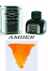 DIAMINE DIAMINE BOTTLED INK 80ML AMBER