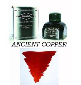 DIAMINE DIAMINE ANCIENT COPPER - 80ML BOTTLED INK