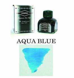 DIAMINE DIAMINE BOTTLED INK 80ML AQUA BLUE