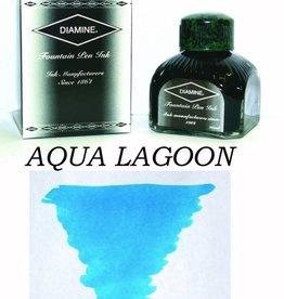 DIAMINE DIAMINE AQUA LAGOON - 80ML BOTTLED INK